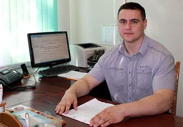Онлайн-конференция с председателем Совета молодых ученых НАН Беларуси Андреем Иванцом