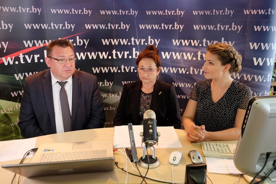 Онлайн-конференция  с заместителем Министра здравоохранения Вячеславом Шило. Фото 5