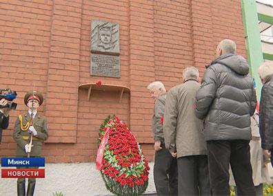 Память героев Чернобыля почтили минутой молчания Памяць герояў Чарнобыля ўшанавалі хвілінай маўчання