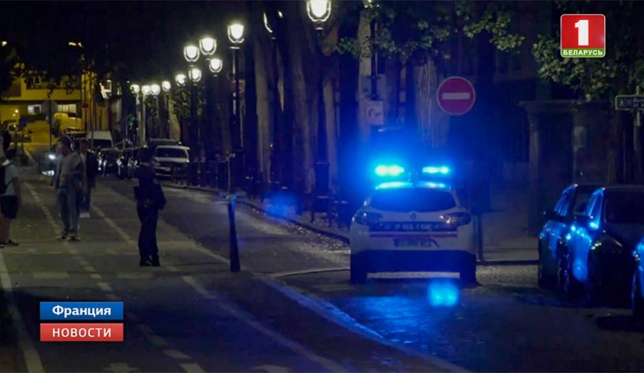 Полиция Франции не считает терактом нападение в Париже