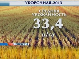 Белорусские аграрии вышли на финишную прямую Беларускія аграрыі выйшлі на фінішную прамую Harvesting campaign in Belarus almost over