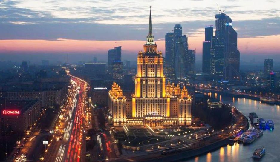 Воздух в Москве стал в 5 раз чище из-за режима самоизоляции
