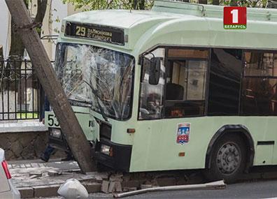 Подробности аварии на улице Куйбышева