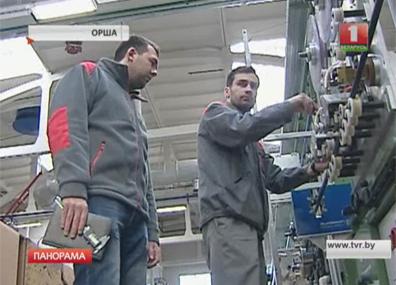 В Новополоцке делают ставку на развитие малого и среднего бизнеса У Наваполацку робяць стаўку на развіццё малога і сярэдняга бізнесу