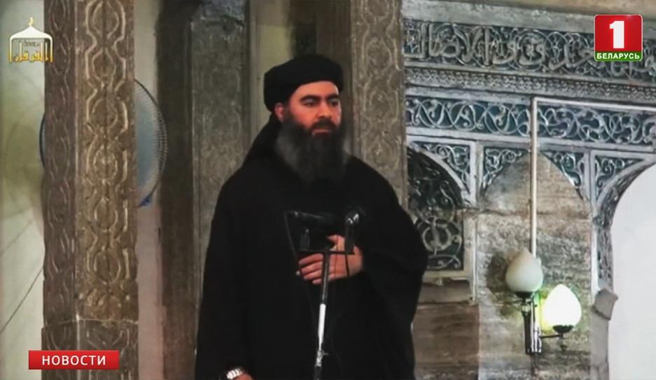"""Главарь """"Исламского государства"""" Абу Бакр аль-Багдади  прикован к постели из-за тяжелого ранения Завадатар """"Ісламскай дзяржавы"""" Абу Бакр аль-Багдадзі  прыкаваны да пасцелі з-за цяжкага ранення"""