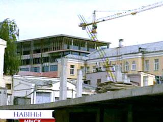 Исторический центр Минска пополнится шестнадцатью новыми объектами Гістарычны цэнтр Мінска папоўніцца шаснацаццю новымі аб'ектамі