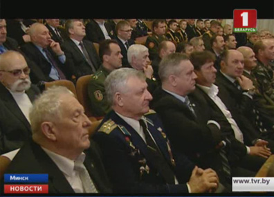 25 лет сегодня отмечает Белорусский союз ветеранов войны в Афганистане 25 гадоў сёння адзначае Беларускі саюз ветэранаў вайны ў Афганістане