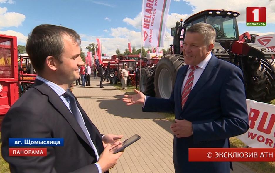 Эксклюзивное интервью с губернатором Вологодской области Эксклюзіўнае інтэрв'ю з губернатарам Валагодскай вобласці