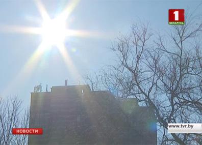 На смену морозам в Беларусь пришла весенняя погода На змену маразам у Беларусь прыйшло вясновае надвор'е