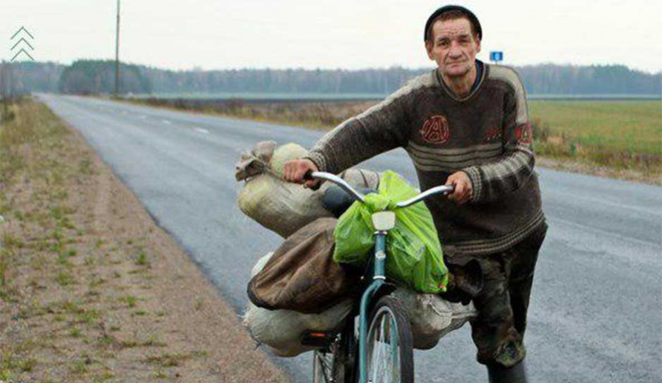 Фермер в Столинском районе бесплатно отдал сельчанам остатки урожая