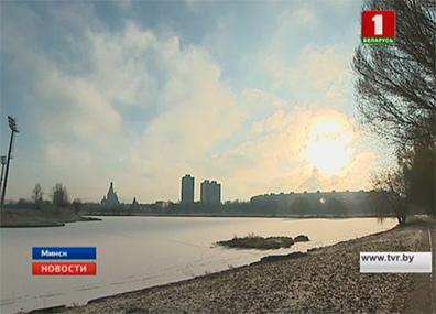 Настоящие январские морозы сохранятся в стране и завтра Сапраўдныя студзеньскія маразы захаваюцца ў краіне і заўтра
