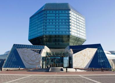 Онлайн-конференция c директором Национальной библиотеки Беларуси Романом Мотульским