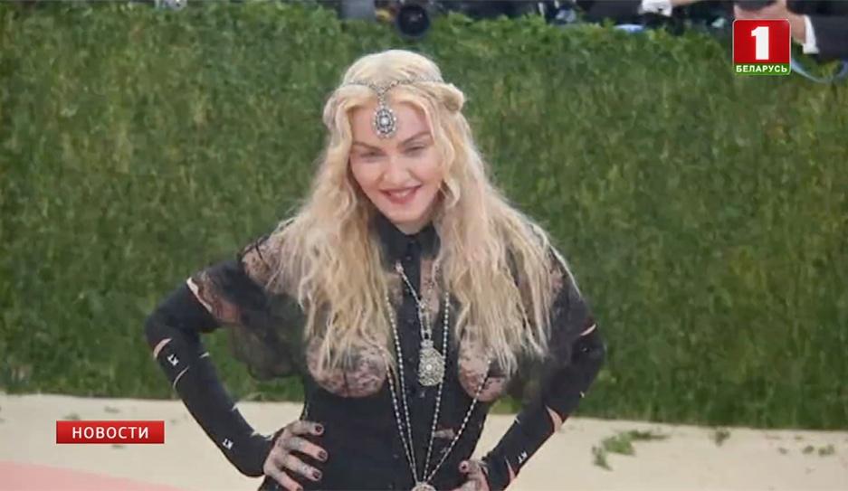 Мадонна отмечает 60-летие