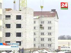 Дом в Беларуси можно будет построить всего за неделю Дом у Беларусі можна будзе пабудаваць усяго за тыдзень