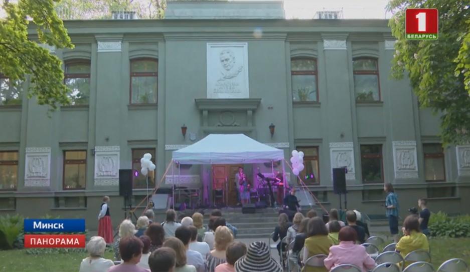 "В Беларуси пройдет  ""Ночь музеев"" У Беларусі пройдзе  ""Ноч музеяў"" Belarus to host Night of Museums"