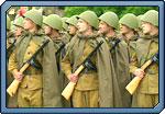 Военный парад, посвященный Дню Независимости Республики Беларусь (Дню Республики).