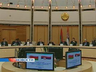 Беларусь и Сербия расширяют взаимодействие Беларусь і Сербія пашыраюць узаемадзеянне Belarus and Serbia expand cooperation