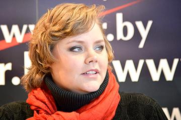 Онлайн-конференция с актрисой Брестского театра драмы Яниной Малинчик