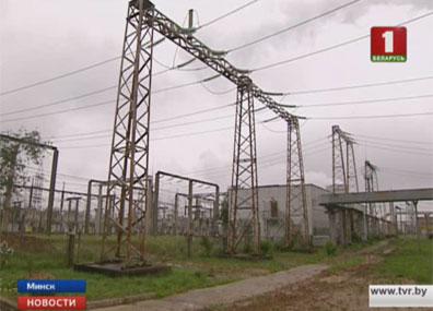 Фактически пол-Минска сегодня осталось без электричества Фактычна палова Мінска сёння засталася без электрычнасці Half of Minsk left without electricity