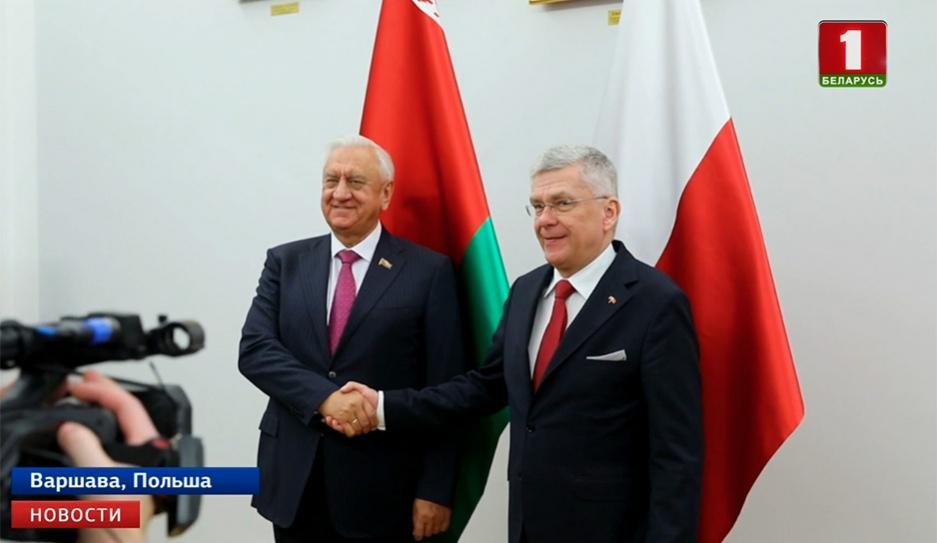 Беларусь и Польша  подписали двусторонний договор о социальном обеспечении Беларусь і Польшча  падпісалі двухбаковы дагавор  аб сацыяльным забеспячэнні   Belarus and Poland sign bilateral social security agreement