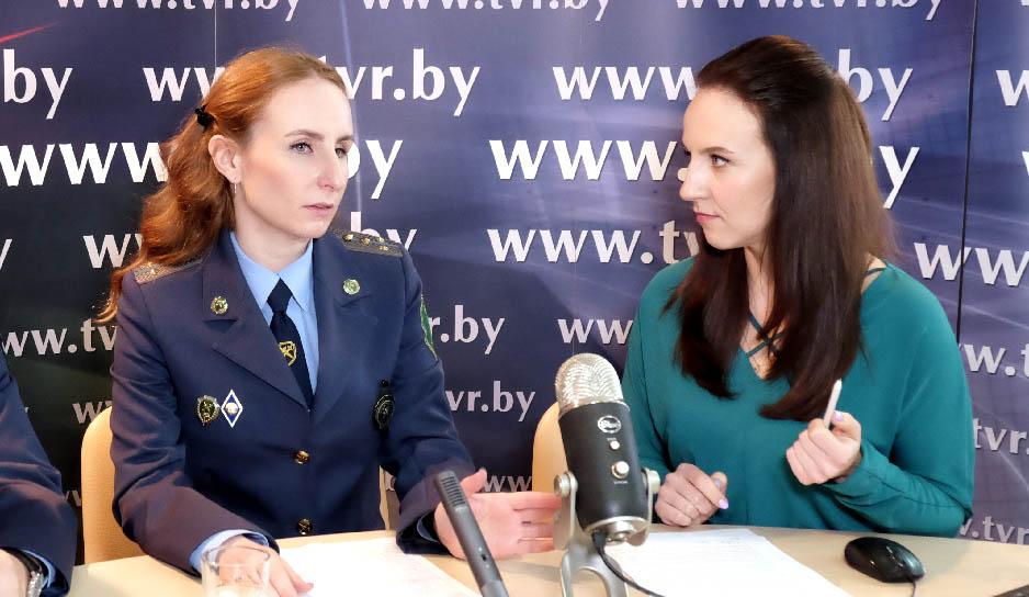 Колб Екатерина - начальник сектора Государственного таможенного комитета