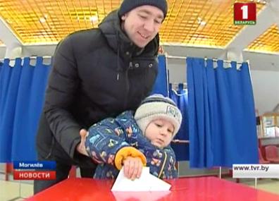 В Могилевской области избраны все 2 тысячи 556 депутатов У Магілёўскай вобласці абраныя ўсе 2 тысячы 556 дэпутатаў