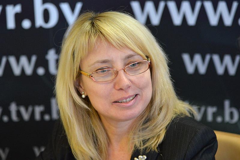 Онлайн-конференция ко Всемирному дню информации с проректором БГУИР Еленой Живицкой