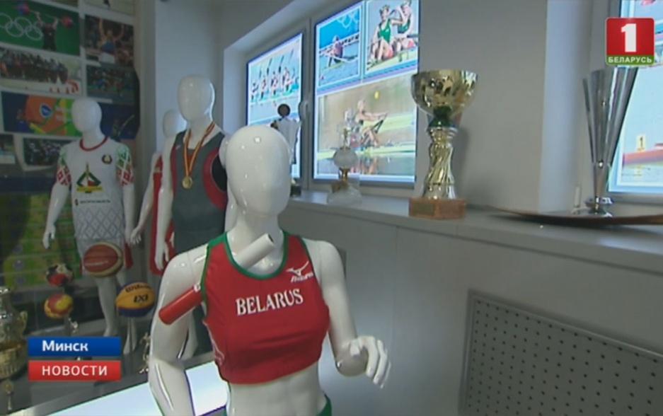 Свои двери для посетителей открыл Олимпийский музей Свае дзверы для наведвальнікаў адчыніў Алімпійскі музей Olympic Museum opens its doors for visitors