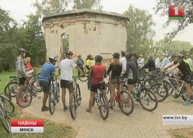Лошицкий парк разделили на четыре open air аудитории Лошыцкі парк падзялілі на  чатыры  open air аўдыторыі