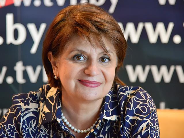 Наталья Пивоварова заместитель главного врача 13-й детской поликлиники Минска