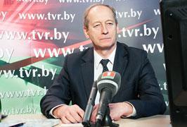 Онлайн-конференция с председателем совета Белорусской ассоциации недвижимости Николаем Простолуповым