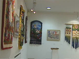 В галерею Университета культуры приехала выставка тюменских художников У галерэю Універсітэта культуры прыехала выстава цюменскіх мастакоў