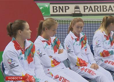 Поздравляем с победой белорусских теннисисток! Женская сборная в мировой элите и в следующем году!