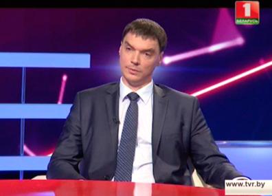 Министр по налогам и сборам Сергей Наливайко