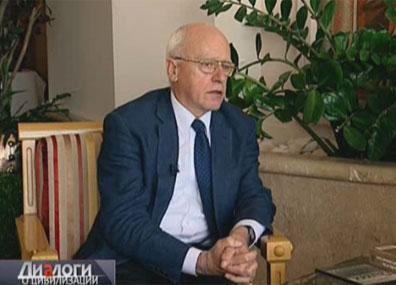 Ганс Кехлер - доктор экономики, президент международной организации за прогресс