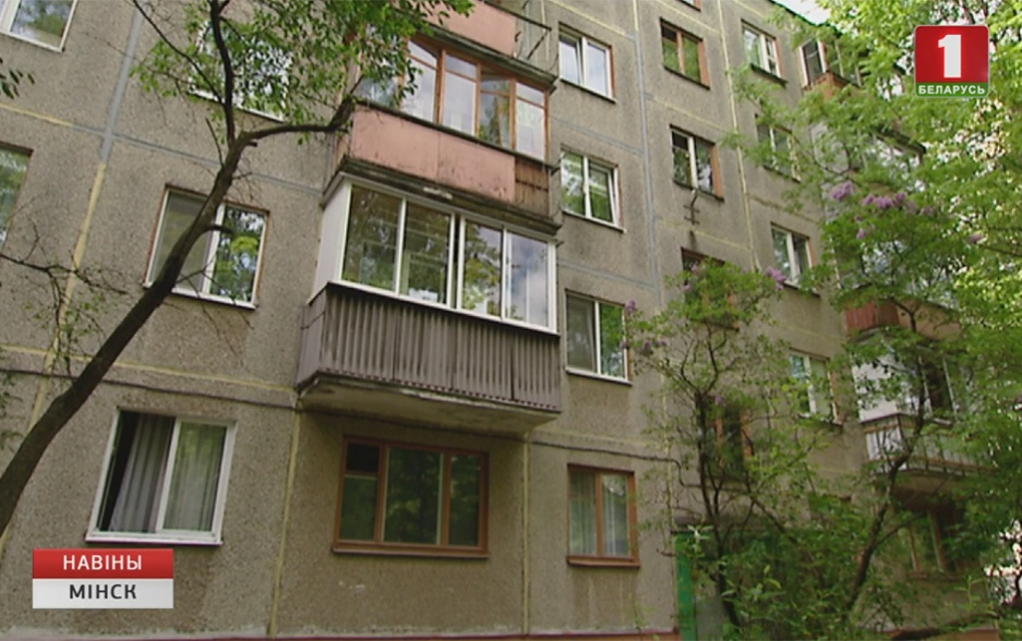 Почти 200 столичных балконов требуют срочного ремонта Амаль 200 сталічных балконаў патрабуюць тэрміновага рамонту