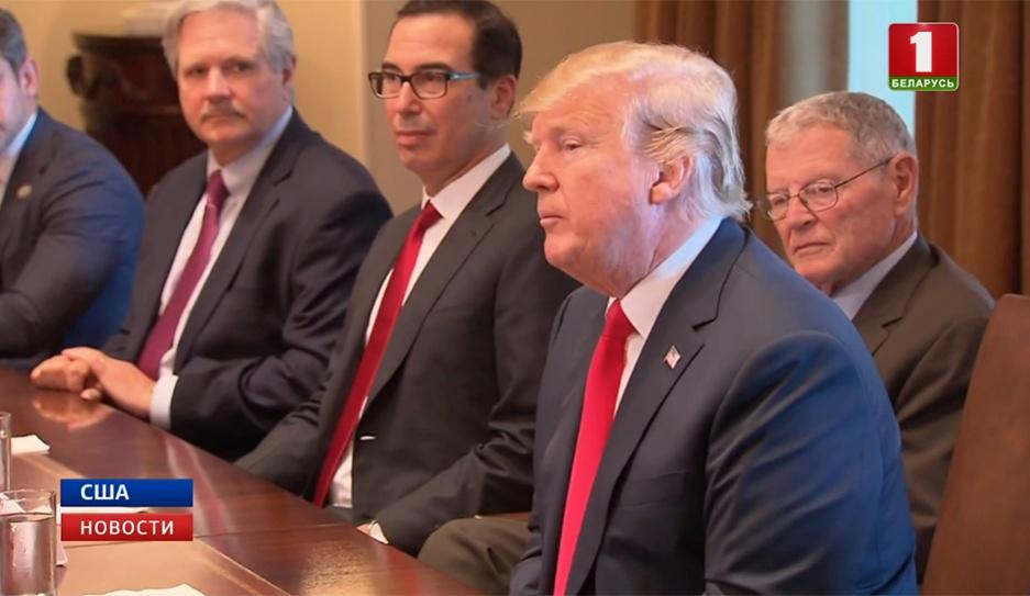 США готовы выйти из Всемирной торговой организации ЗША гатовы выйсці з Сусветнай гандлёвай арганізацыі