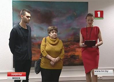 Выставка Андрея Соколова впервые проходит в Минске Выстава Андрэя Сакалова ўпершыню праходзіць ў Мінску