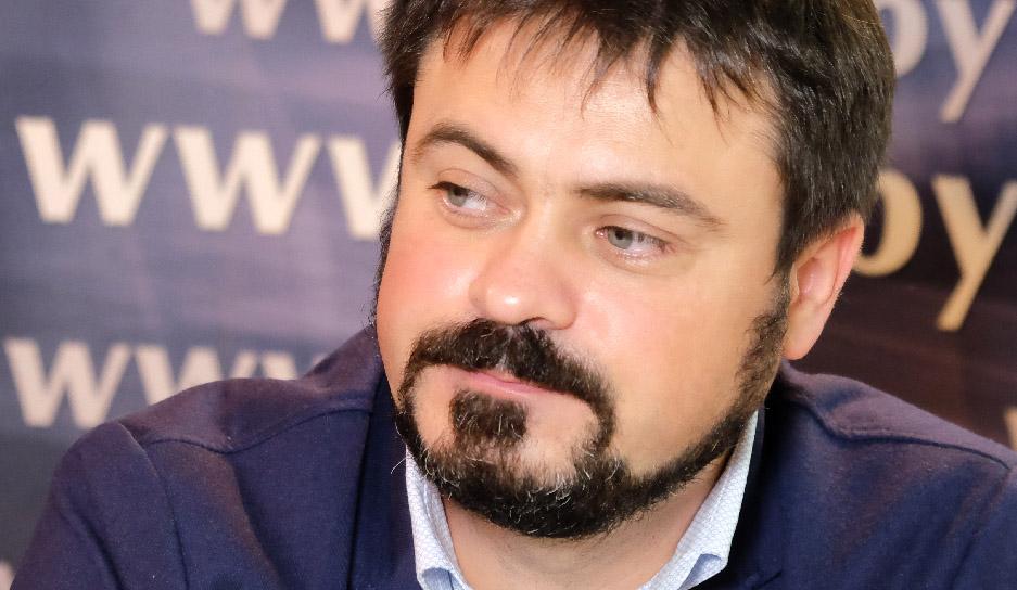 Александр Сушко, руководитель проекта по развитию бизнеса в Беларуси компании Group-IB, занимающейся предотвращением и расследованием киберпреступлений