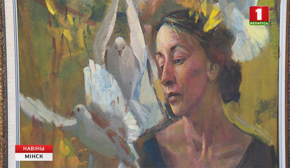 Выставка, посвященная  Галине Улановой,  открылась в Минске Выстава, прысвечаная  Галіне Уланавай,  адкрылася ў Мінску