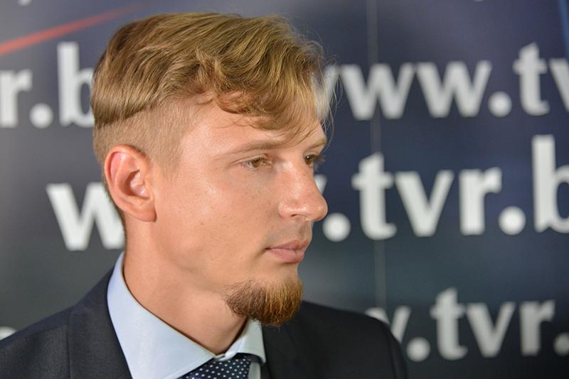 Онлайн-конференция с магистром исторических наук, главным специалистом Белпрессцентра Дмитрием Скворчевским