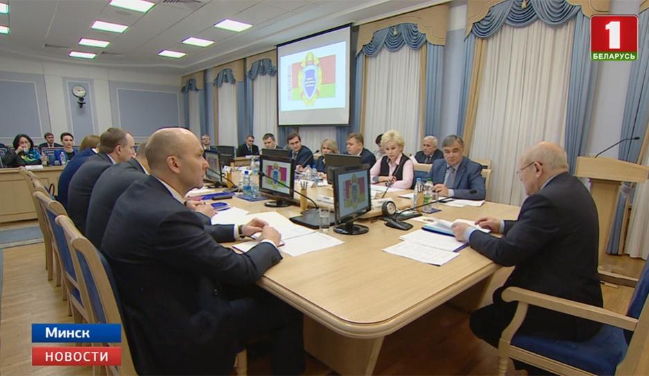КГК:  В следующем году в Беларуси будут проходить лишь выборочные проверки КДК:  У наступным годзе ў Беларусі будуць праходзіць толькі выбарачныя праверкі