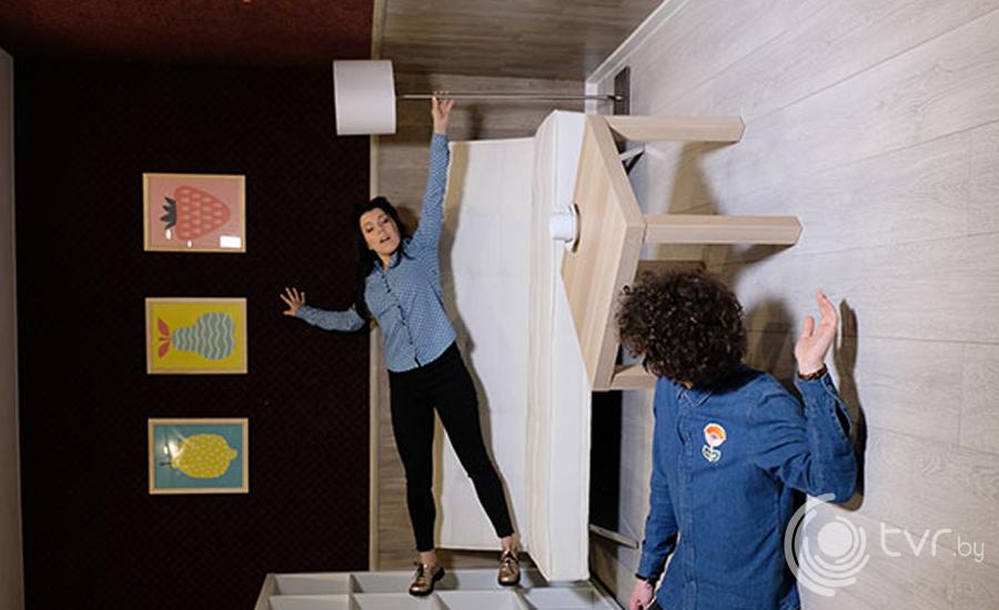 NaviBand. Съемки визитки. Фото Евгения Перлина