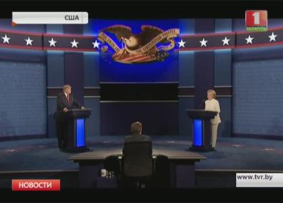 Предвыборные скандалы в США продолжаются Перадвыбарныя скандалы ў ЗША працягваюцца