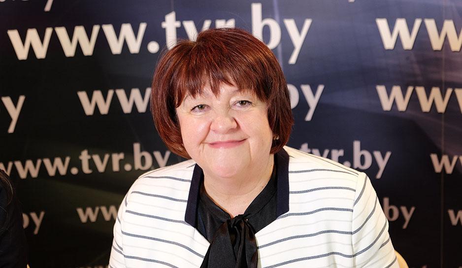 Декан факультета социально-педагогических технологий БГПУ Вера Мартынова
