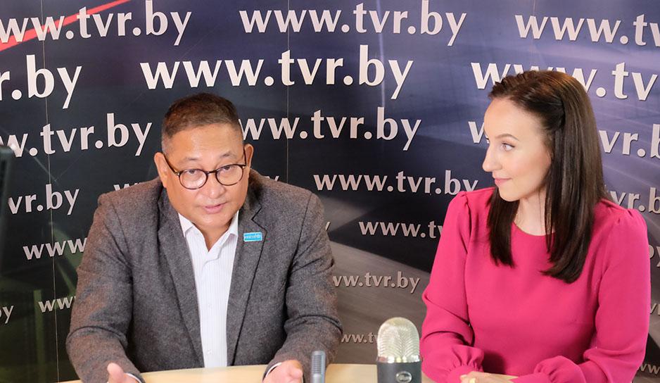 Онлайн-конференция ко Дню защиты детей с представителем ЮНИСЕФ в Беларуси