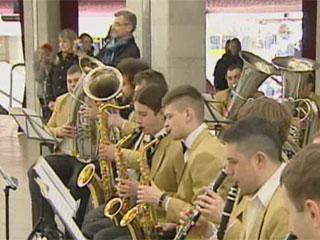 Во Дворце молодежи заранее отметили День Победы У Палацы моладзі загадзя адзначылі Дзень Перамогі