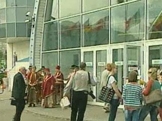 Открылась международная выставка Белагро Адбылося адкрыццё міжнароднай выставы Белагра Belarusian Agriculture international exhibition held today