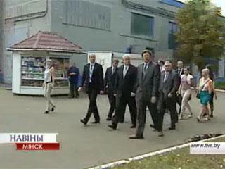 Минские подшипники расширяют географию Мінскія падшыпнікі пашыраюць геаграфію Minsk Bearing Plant to export products to Turkey and Poland