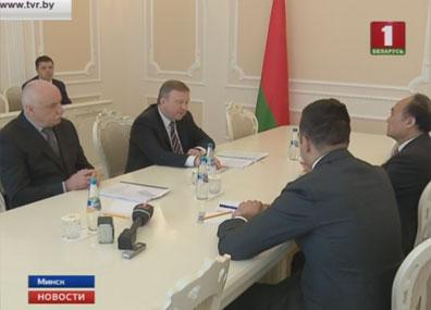 Беларусь заинтересована в дальнейшей плодотворной работе с Международным союзом электросвязи Беларусь зацікаўлена ў далейшай плённай працы з Міжнародным саюзам электрасувязі